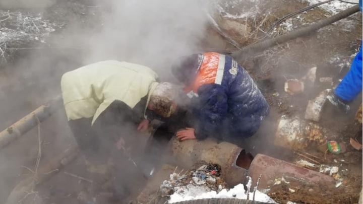 Губернатор выдаст премии рабочим, устранявшим аварию с отоплением в Ростове Великом