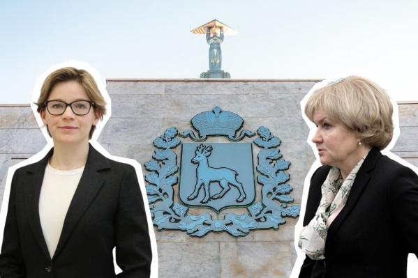 Татьяна Мрдуляш (слева) — дочь бывшегозаместителя председателя Правительства РФ Ольги Голодец (справа)