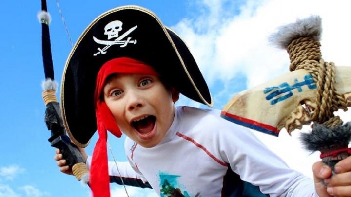В День защиты детей в Тюмени пройдет пиратская вечеринка в ТРЦ «Па-На-Ма»