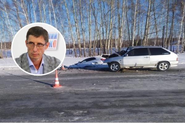По словам Константина Мельникова, он помнит всю аварию от начала до конца