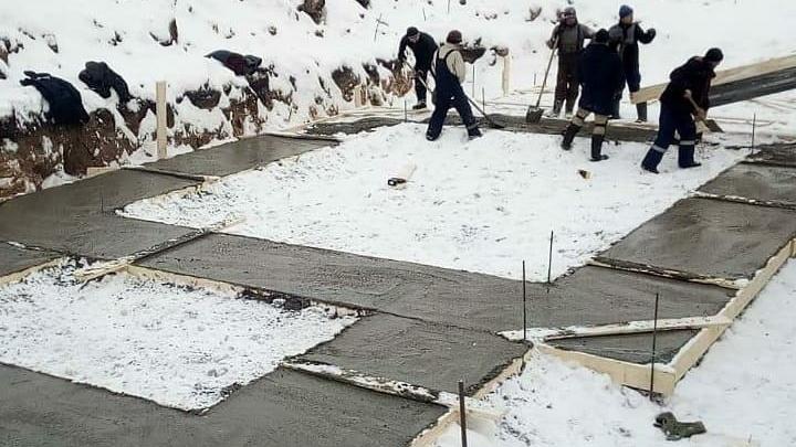 В Кузбассе строят храм в память о погибших в пожаре в ТЦ «Зимняя вишня». Показываем проект