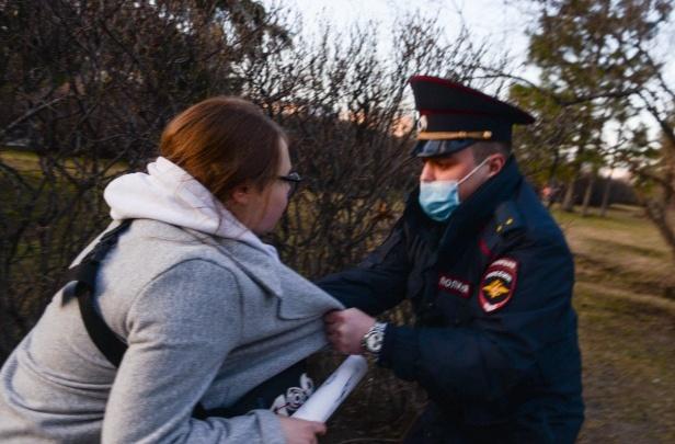 В аппарате Москальковой заявили, что им не поступало жалоб после митингов