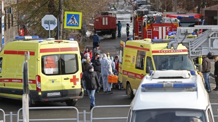 Уголовное дело о взрыве кислородной станции в ковидном госпитале Челябинска передали в суд