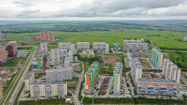 Застройщик «Альфа» планирует новый микрорайон в полях за «Солнечным»