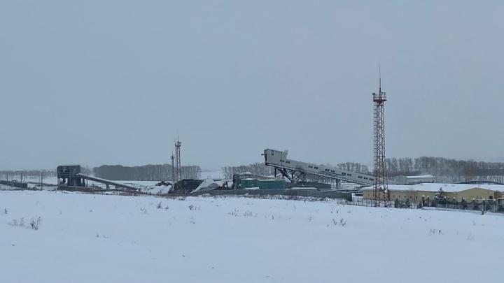 Директор кузбасской шахты прокомментировал ЧП с выбросом метана