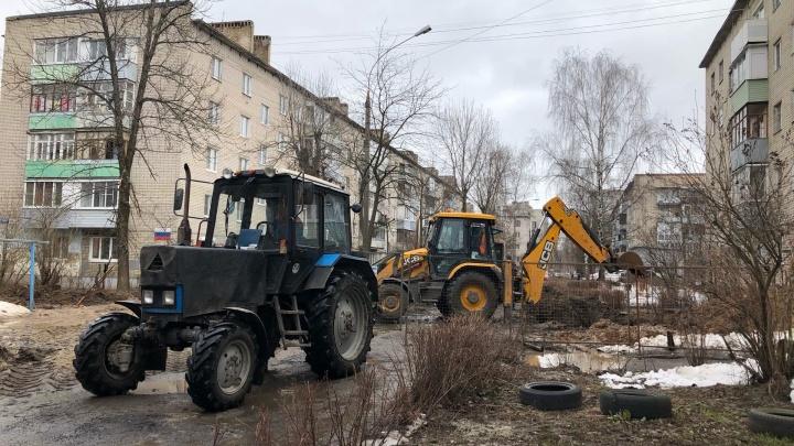 «Ярославльводоканал» заменит около 1,5 км сетей в рамках нацпроекта благоустройства