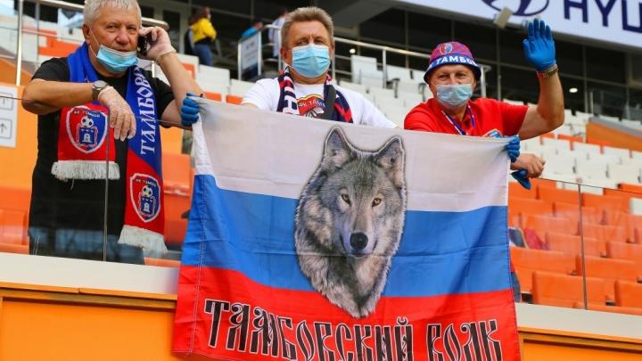 Игра на добивание: 10 фактов о матче «Ростова» против «Тамбова»