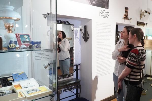 Посмотреть на нестандартные товары, производимые на промышленных заводах Свердловска, можно в музее истории Екатеринбурга