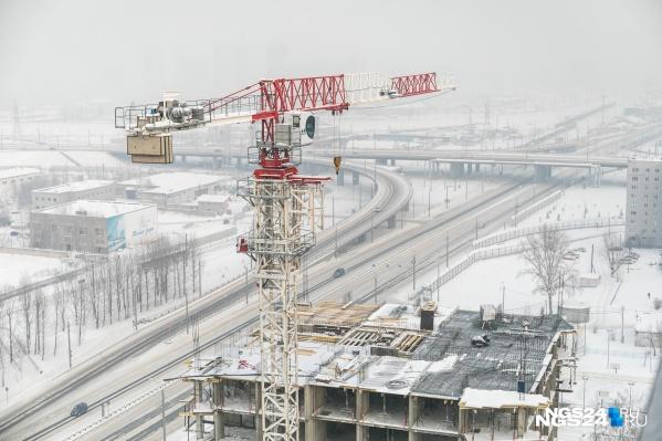 Две новостройки появятся вокруг Николаевского моста
