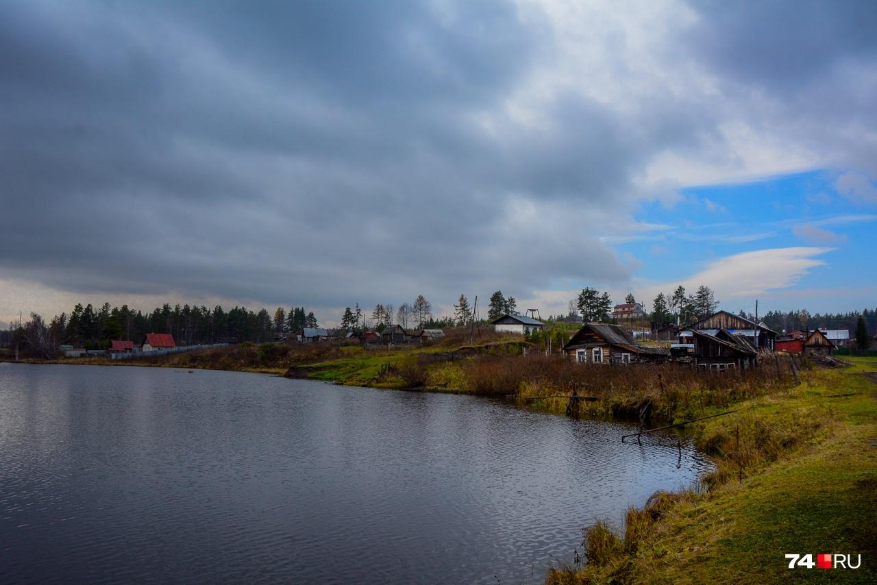 Село Плотинка под Златоустом, где живут без электричества