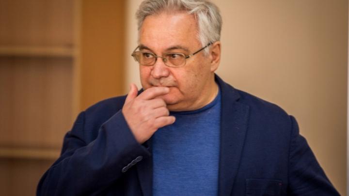 Экс-руководителю НИИТО утвердили обвинение — суд наложил арест на его имущество стоимостью более миллиарда