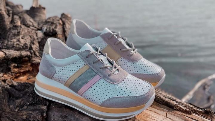 Стиль, качество и комфорт: в Омск завезли летнюю коллекцию европейской обуви