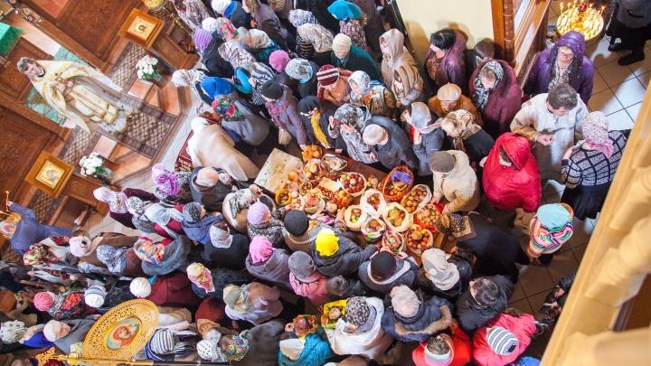 Пустят ли без QR-кода в церкви Архангельской области