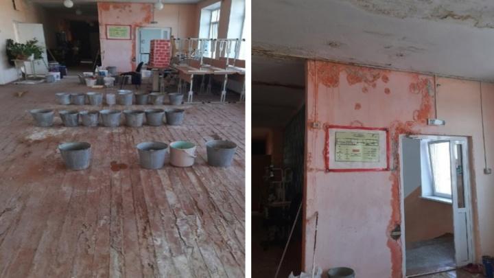 Родителей ужаснула разруха в школе под Челябинском накануне 1 Сентября