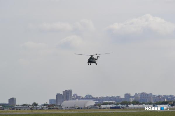 Сотрудникам транспортной прокуратуры предстоит разобраться, по какой причине у вертолета начал мигать датчик