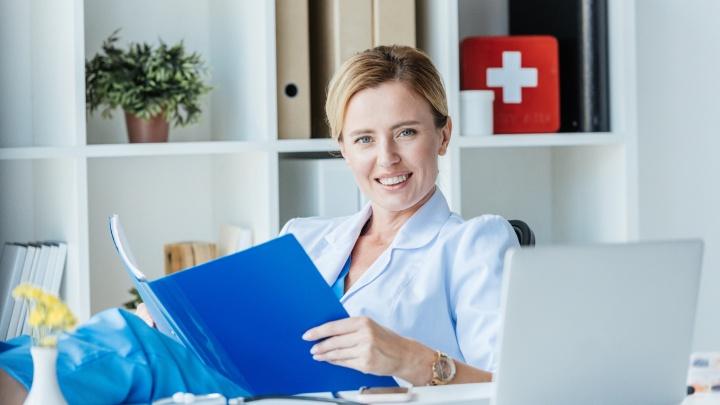 Электронные медкарты и дистанционные консультации: сельские медики получили доступ в интернет