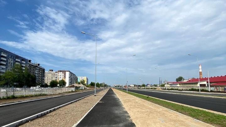 Первый участок улицы Строителей в Перми планируют сдать в ноябре