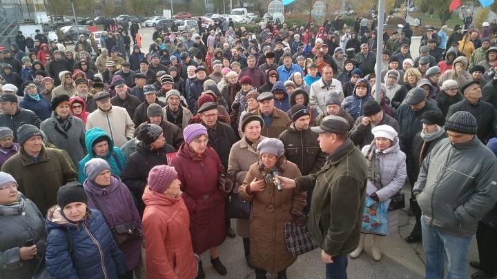 Жителям Самары разрешили проводить акции протестов на пяти площадках
