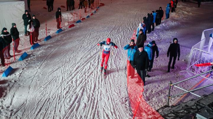 В Перми из-за лыжного спринта ограничили движение в Мотовилихе