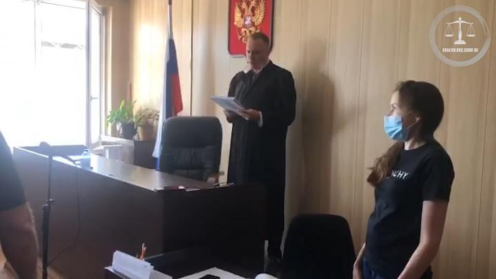 В Краснодаре осудили чиновника и заведующую детсадом за смерть девочки, на которую упало дерево