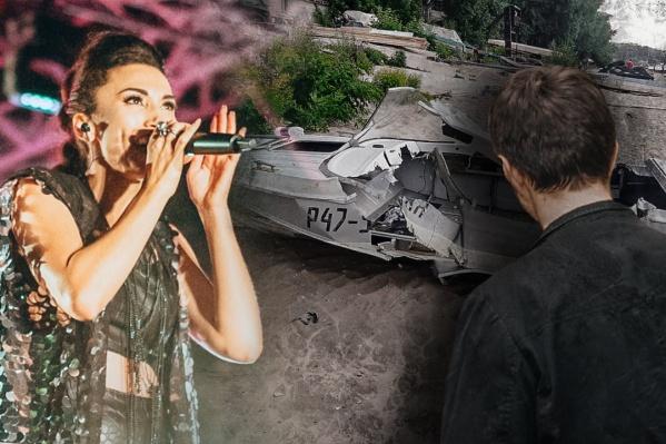 Водитель «Казанки» рассказал о дне гибели певицы