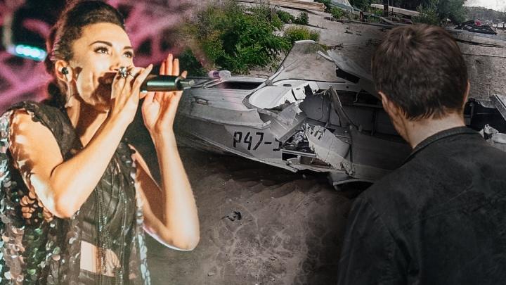 «Я не виноват»: в суде допросили водителя лодки, на которой погибла певица Юлия Гольдина