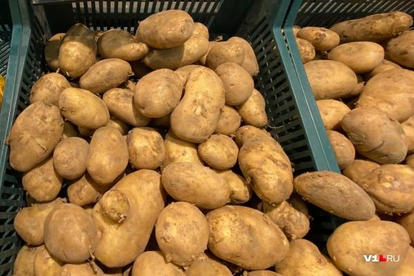 Картошка из продуктов первой необходимости скоро перейдет в разряд деликатесов