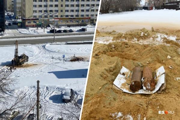 Геодезисты рассказали местным жителям, что проводят изыскания по заказу компании «МВ-Урал»