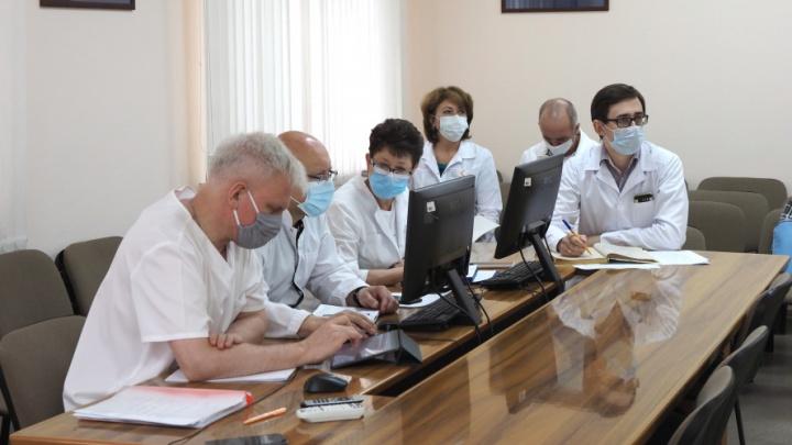 В краевой больнице научили искусственный интеллект определять течение пневмонии