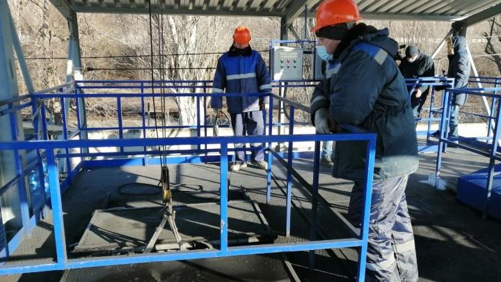 В Ростове запустили фильтры, которые уберут запах рыбы у питьевой воды