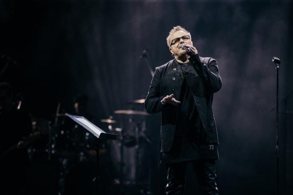 Владимир Пресняков в последний раз выступал в Омске в 2019 году