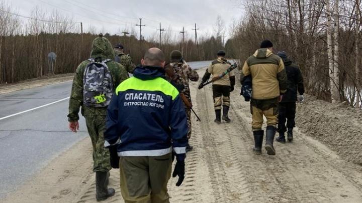 В Югре вторые сутки ищут 57-летнего местного жителя, пропавшего в лесу