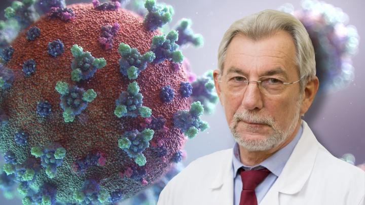 Известный академик-вирусолог рассказал, кому не надо ставить прививку от COVID-19