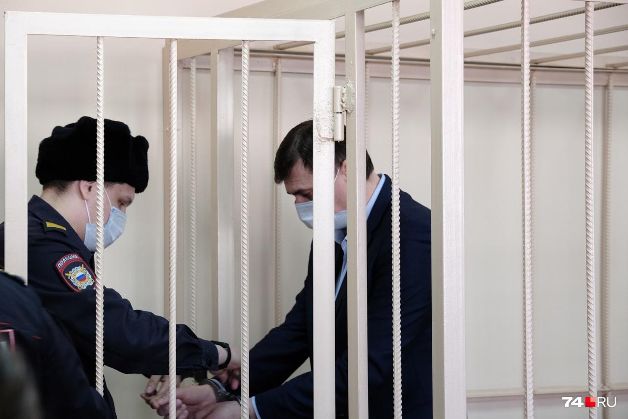 Ближайшие два месяца чиновник проведет в камере