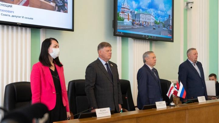 Нового мэра Омска планируют выбрать в декабре