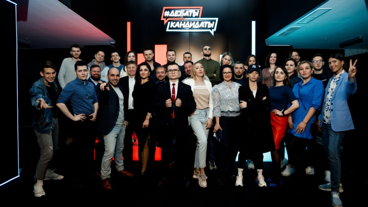 Предприниматель из Екатеринбурга может стать депутатом Госдумы благодаря реалити-шоу