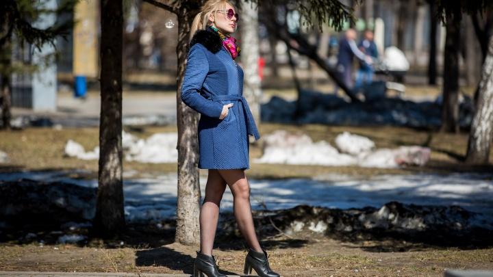 «Антициклон и ясная погода»: синоптики пообещали Новосибирску температуру до +10 градусов