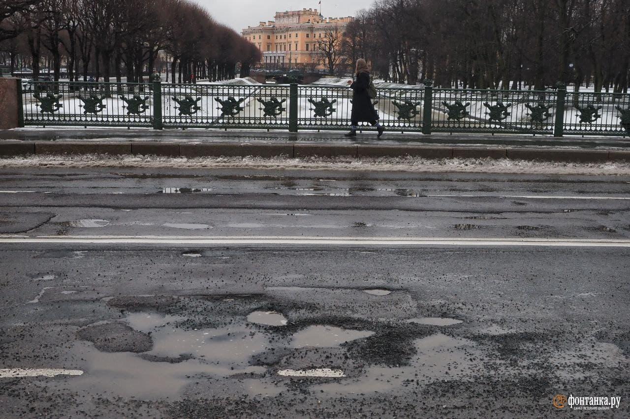 Второй Садовый мост<br><br>автор фото Михаил Огнев / «Фонтанка.ру»<br>