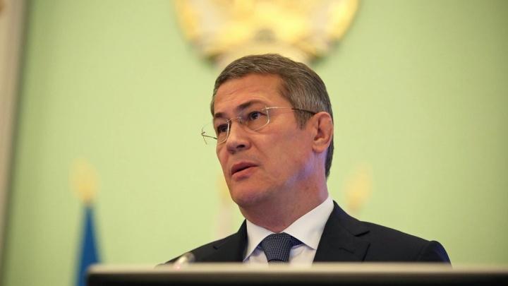 На сайте правительства Башкирии исчез указ Хабирова о смягчении антиковидных норм