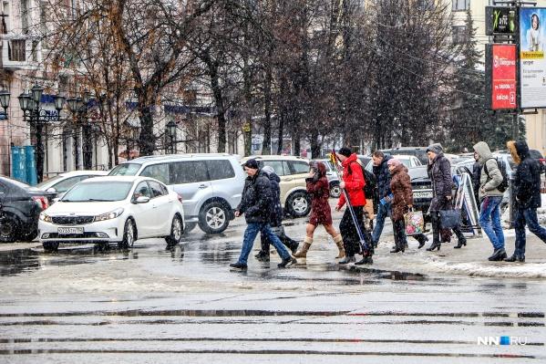 На этой неделе нижегородцев ожидает не только потепление и почти весенние дожди, но и серьезные перемены в самых разных сферах