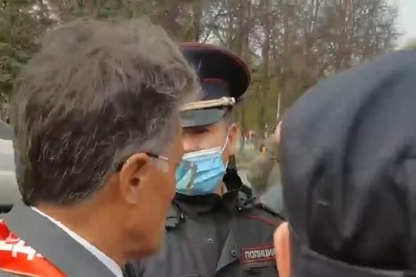 Лидера коммунистов Башкирии обвинили в организации несанкционированного мероприятия