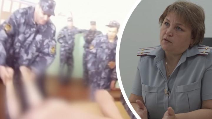 Подполковник ФСИН в отставке заступилась за сотрудников ярославской ИК-1, которые пытали заключенных