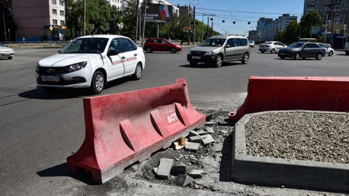 Прокуратура начала проверку по ремонту Комсомольского проспекта в Челябинске