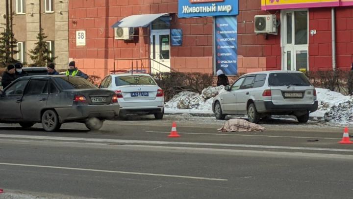 «Водитель в полном шоке»: на Вавилова насмерть сбили 86-летнюю бабушку