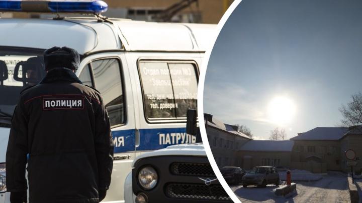 Октябрьский районный суд Новосибирска получил сообщение о минировании