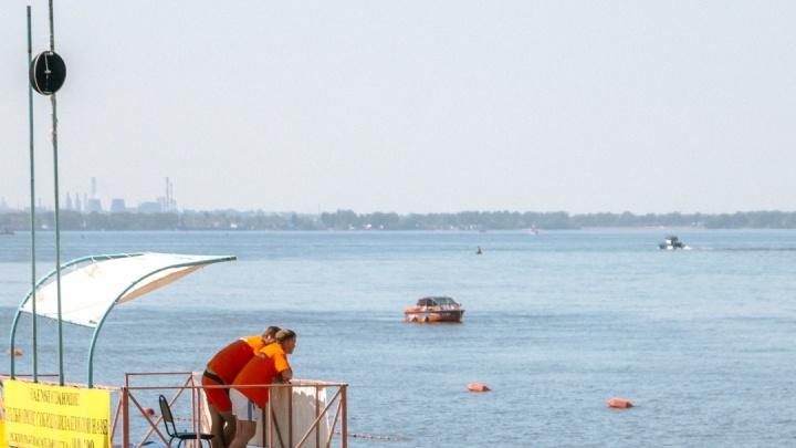 В Самарской области закрыли для купания один из пляжей