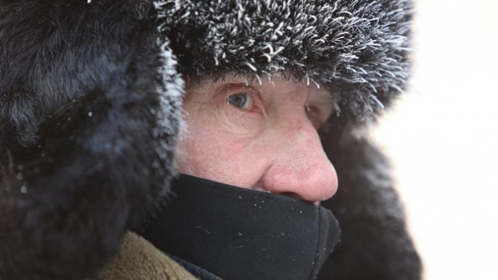 В Челябинской области похолодает до -37 градусов. А когда весна?