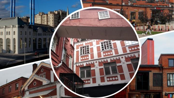 Красивое заброшенное здание на берегу Оби решили переделать — смотрим, как такое делают в Москве, и завидуем