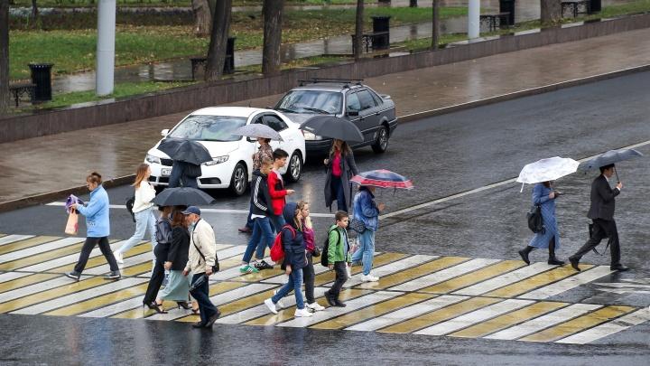 «О бабьем лете речи не идет»: прогноз погоды в Нижнем Новгороде на неделю