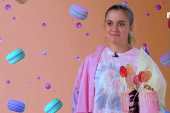 Катя призналась, что делает тортики с 9 лет